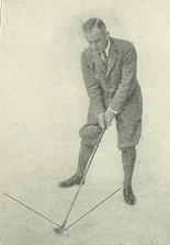 Figure 5. Stance for driver