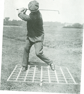 Top of Swing with Driver - JH Taylor