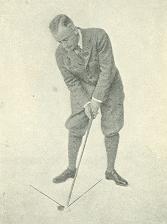 Figure 7. Stance for Mashie